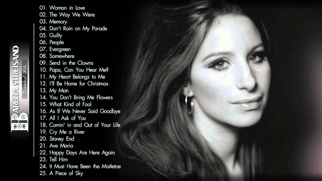 Barbra Streisand Song