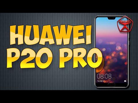 Huawei P20 Pro. Честный обзор от / Арстайл /