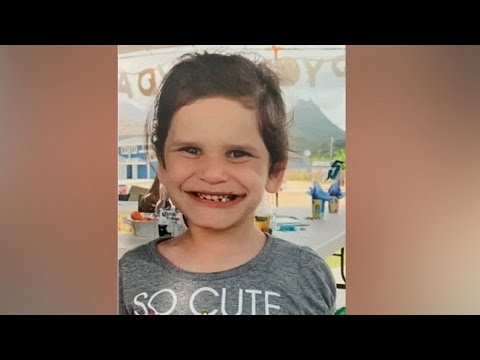 Search continues for missing 6-year-old Isabella Kalua