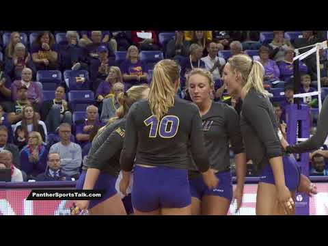 Heather Hook Senior Year Update - UNI Volleyball, 2017
