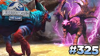 NEW BOSS MAELSTROM 08!!! || Jurassic World - The Game - Ep325 HD