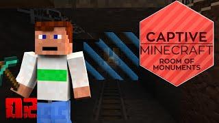 MINESHAFT! - Captive Minecraft II : #2