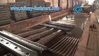 Railway fasteners, railway product, railway fasteners manufacturer