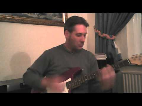 CARL BACKING CHORDS TO YELLOW RIVER - YouTube
