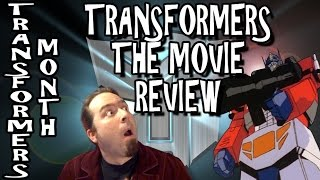 Transformers: The Movie Review