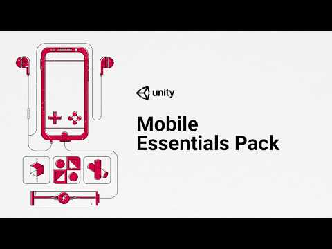 Unity Mobile Essentials Pack Quick Demo - YouTube