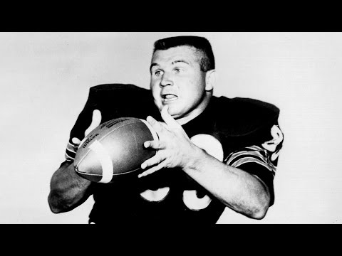 #59: Mike Ditka | The Top 100: NFL's Greatest Players (2010) | NFL Films