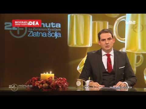 24 minuta sa Zoranom Kesićem' 14. epizoda nove sezone