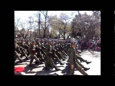 parada militar linares  chile Travel Video