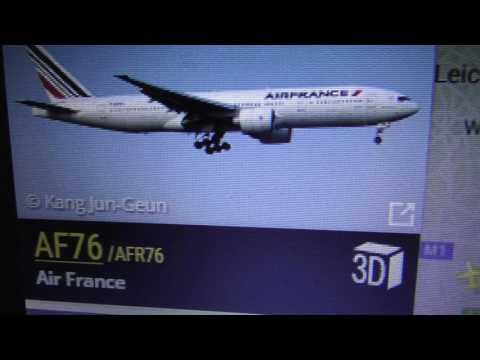good Sun hits  Air France Boeing 777 Paris to LA seen 6Aug16 Cambridge UK 827p