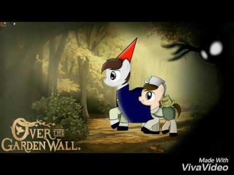 Mlp Crossover Part 257 Over The Garden Wall Pmv Youtube