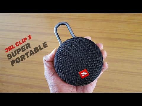 Download JBL Clip 3 Review & Sound Test in Hindi – This Bluetooth Speaker from JBL is extremely portable!