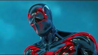Spider Man 2099 (Me) Vs  Batman Beyond