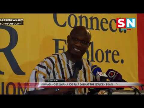 Kumasi holds his version of the Ghana Job Fair 2019