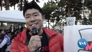First Asian American Presidential Candidate Scrutinized by Asian Americans