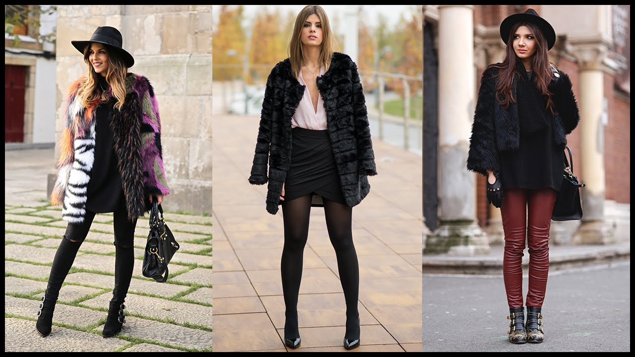 foto How to Wear Fur