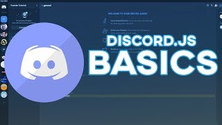 Make Your Own Discord Bot | Basics (2019)