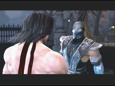 Mortal Kombat vs DC: MK Chapter 1 - Liu Kang