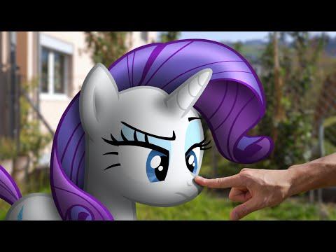 Man versus Ponies 4 (MLP in real life)