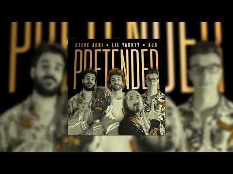 Steve Aoki - Pretender feat. Lil Yachty & AJR [Cover Art]