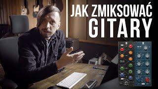 MIKS GITAR || Jak Sprawić by Gitara Siadła w Miksie [Marshall JCM800 / VOX AC30]