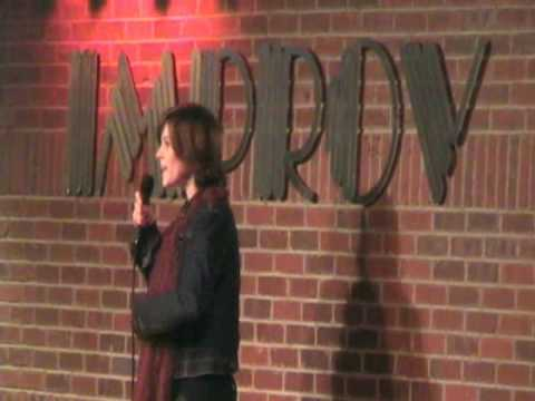 Jorjeana Marie at The Improv