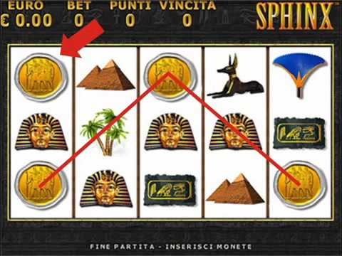 Come vincere alle slot sphinx