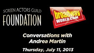 Conversations With Andrea Martin