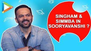 Will SINGHAM & SIMMBA be Part of SOORYAVANSHI? Rohit Shetty Responds | FICCI