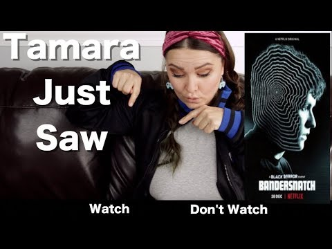 Black Mirror: Bandersnatch - Tamara Just Saw