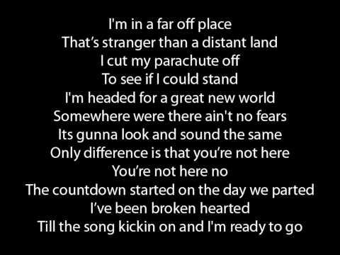 The Script Moon Boots Lyrics