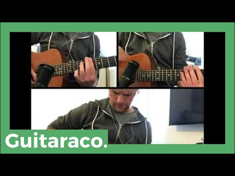 "Drake - ""Nice for What"" Hook: Guitar Instrumental using Acapella App"