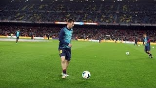 Fc barcelona pre-match footwork warm up routine. a brilliant chance for players or coaches to get look at the segment th...