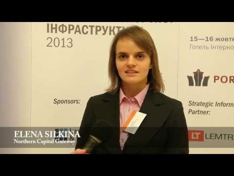 Interview with Elena Silkina, Head of Finance, Northern Capital Gateway