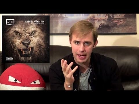 50 Cent - Animal Ambition: An Untamed Desire to Win - Album Review