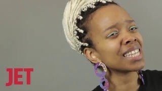 "Jamila Woods Sings ""Black Girl Soldier"""