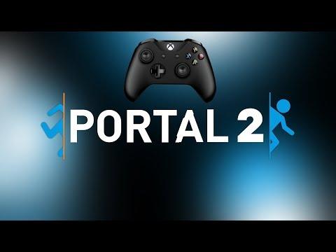 Portel 2 mit Controler  [HD 1080p]