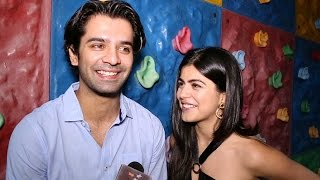 Barun & Shenaz In An Exclusive Chat With India-Forums