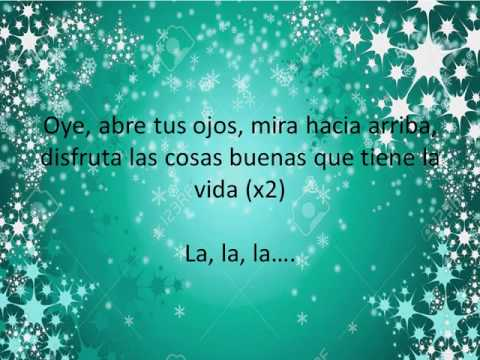 Chayanne-Madre Tierra (Oye) [Con Letra]