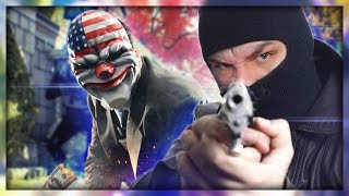 WORLD'S LOUDEST CRIMINAL!!! | Payday 2