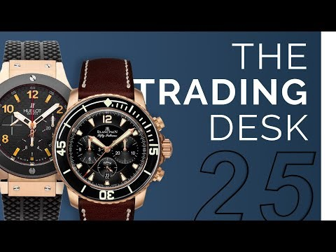 The Trading Desk | Tales From the Trading Floor - The Good, The Bad, and The Ugly