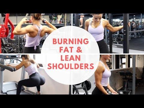vshred  full shoulder workout with dumbbells for d delts