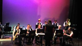 Whangaparaoa College Jazz Band 2011 Hunk O