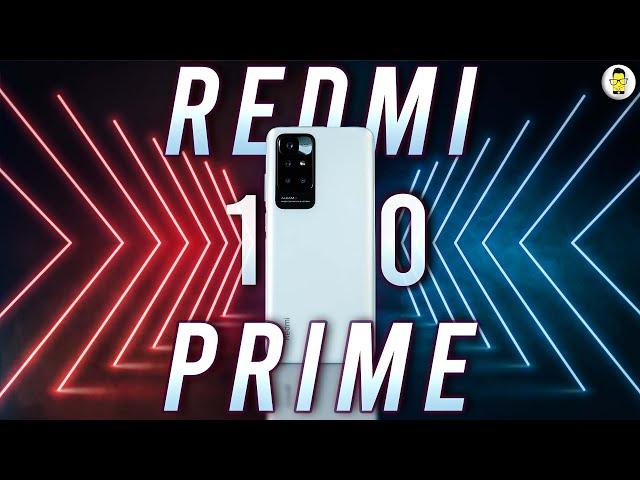 Redmi 10 Prime Review: The Prime Budget Choice!