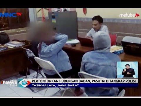 Suami-Istri Pertontonkan Hubungan Intim ke Anak Diperiksa Polres Tasikmalaya - LIS 20/06