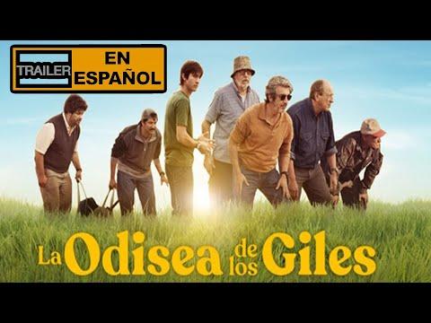 LA ODISEA DE LOS GILES Trailer En Español - Ricardo Darín / Luis Brandoni / Chino Darín / Argentina