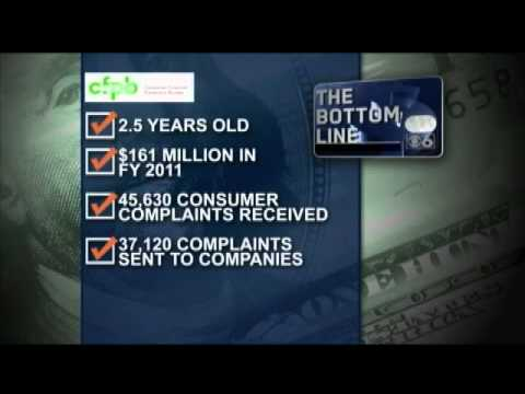 Bottom Line: Consumer Financial Protection Bureau