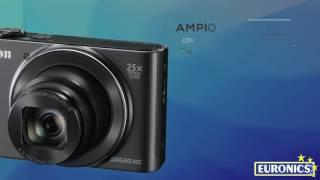 Canon | Fotocamera digitale compatta | PowerShot SX620 HS