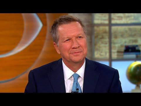 Gov. Kasich talks TPP trade deal, defining GOP and Putin in Syria