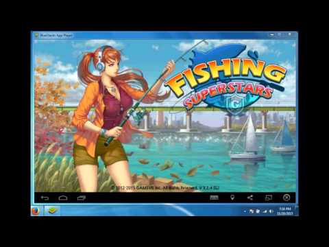 How To Play Fishing Superstars In Computer.